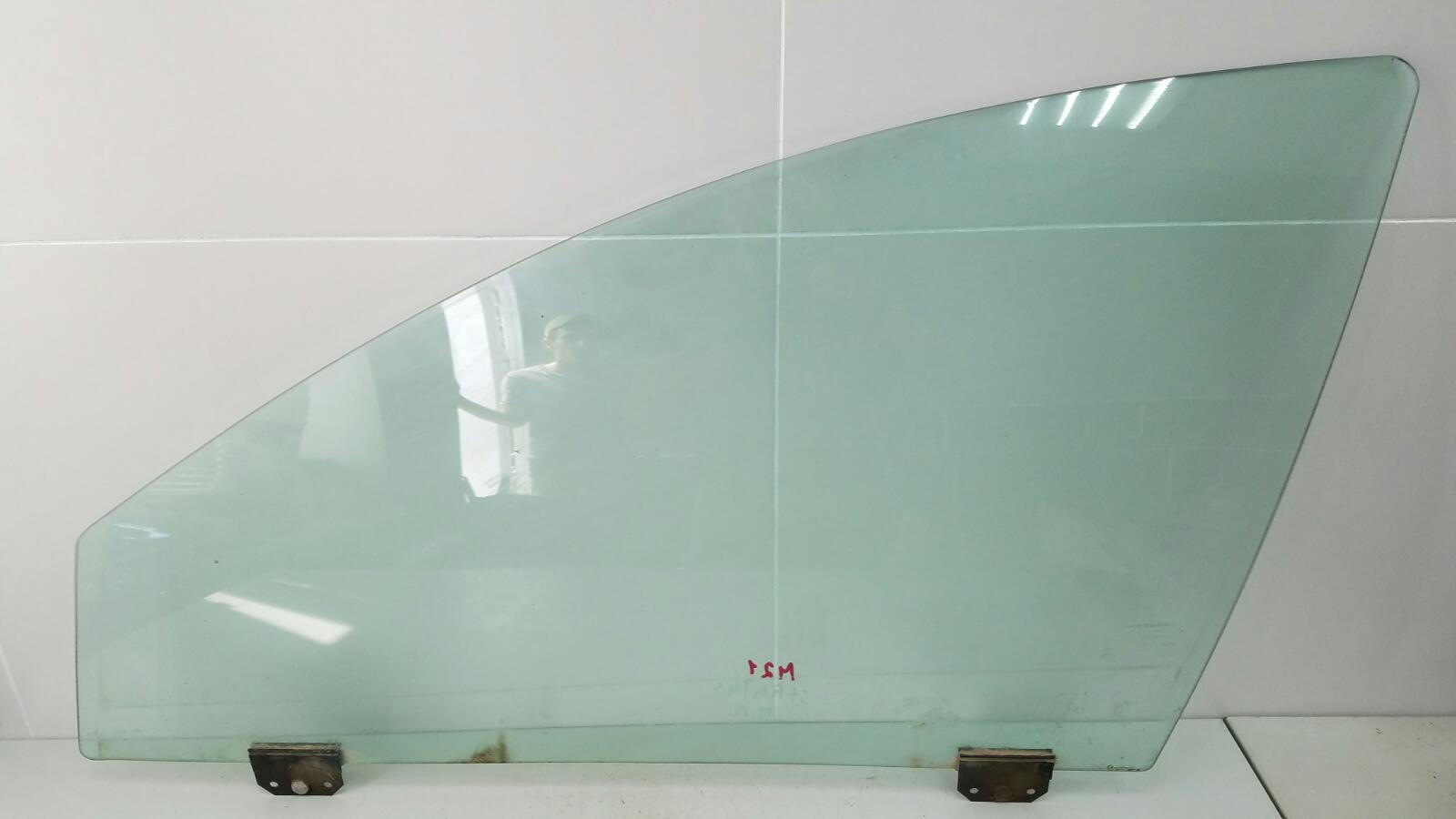 Стекло двери Dodge Stratus STX EDS 2002 переднее левое