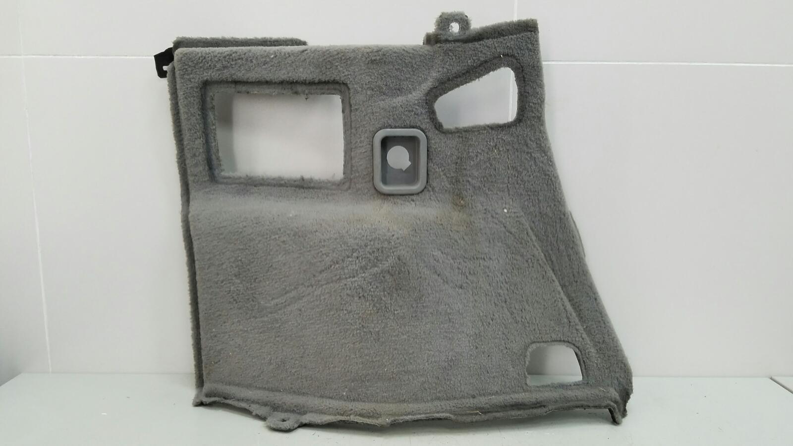 Обшивка багажника Bmw 320D E46 M47 2000 задняя левая