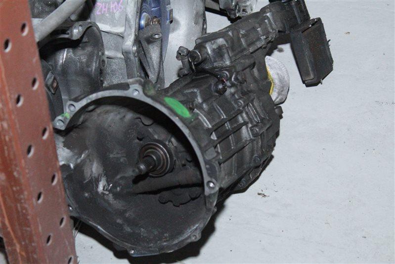 Мкпп Nissan Kix H59A 4A30