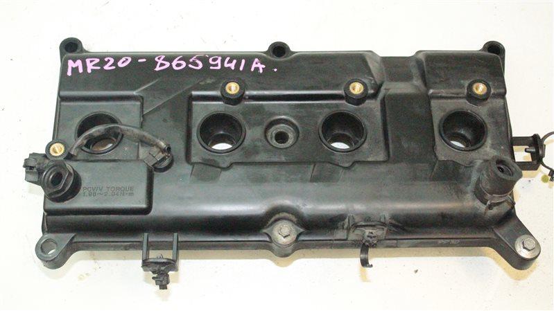 Клапанная крышка Nissan Qashqai MR20DE