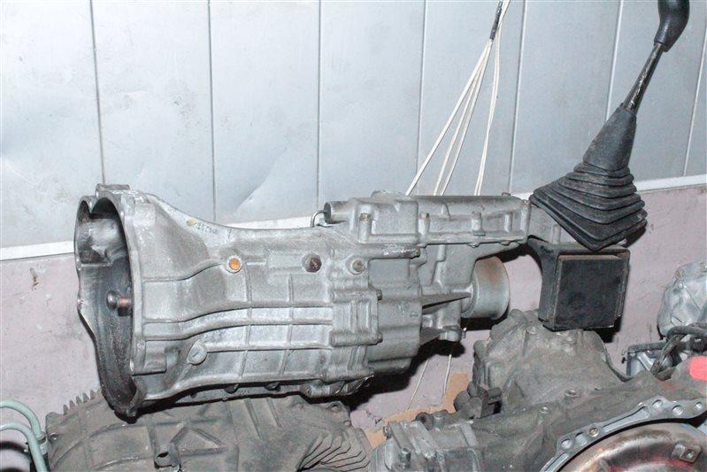 Мкпп Mitsubishi Pajero Mini H58A 4A30