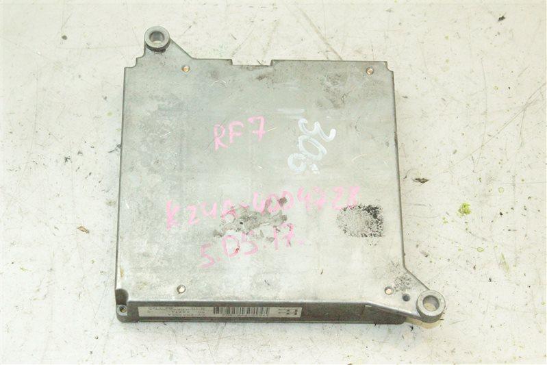 Блок управления efi Honda Stepwgn RF7 K24A