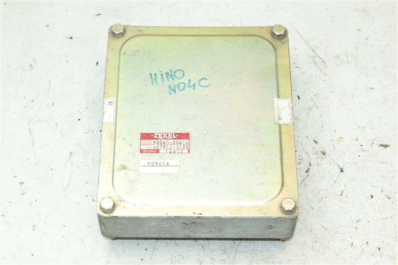 Блок управления efi Hino Ranger N04C