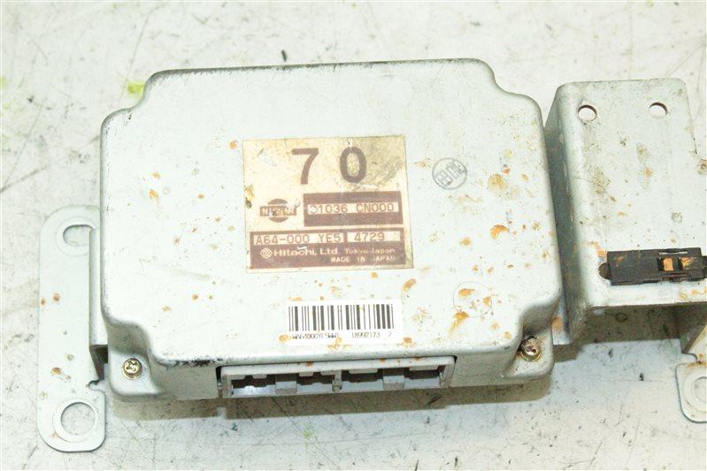 Блок управления акпп Nissan Presage TNU31 QR25DE