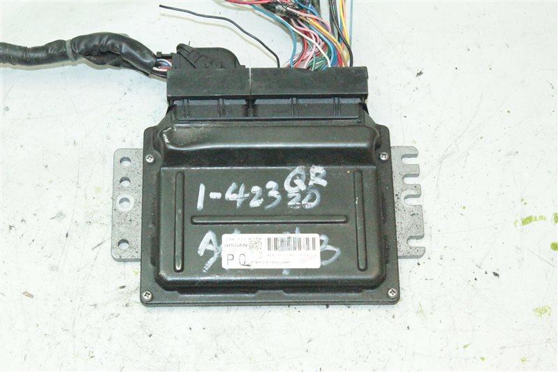 Блок управления efi Nissan Liberty RNM12 QR20DE