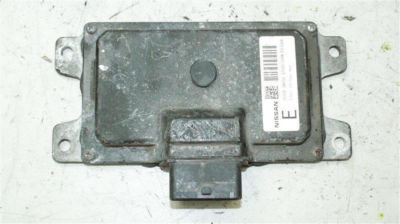 Блок управления акпп Nissan Lafesta B30 MR20DE