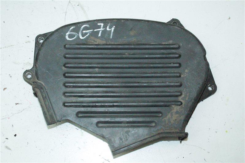 Крышка грм Mitsubishi Pajero V75W 6G74 левая