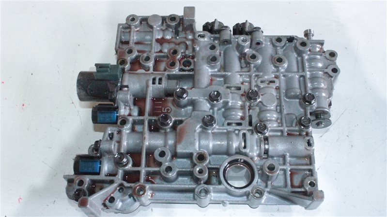 Гидроблок акпп Toyota Rav4 2AZFE