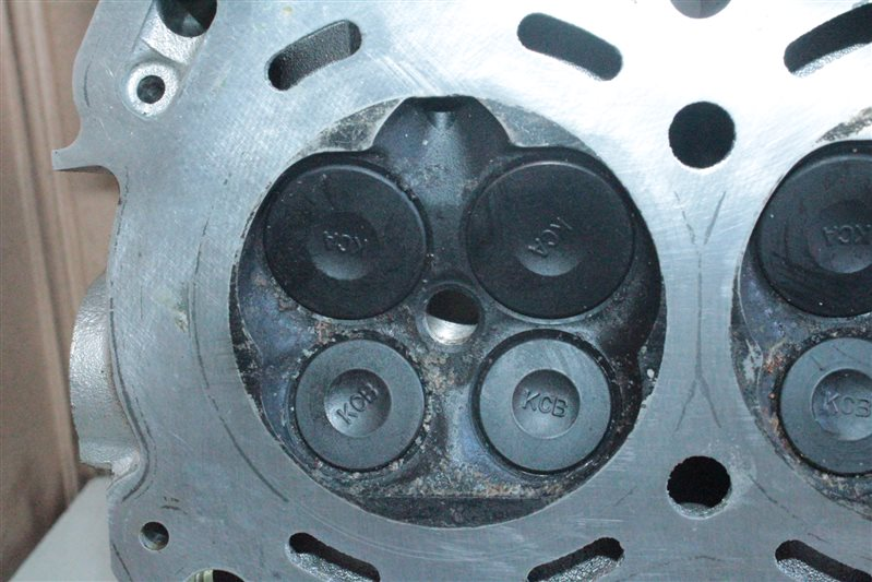 Клапан Nissan Juke MR16DDT