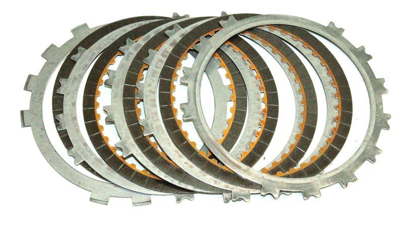 Фрикционные диски Toyota MCU15 1MZFE