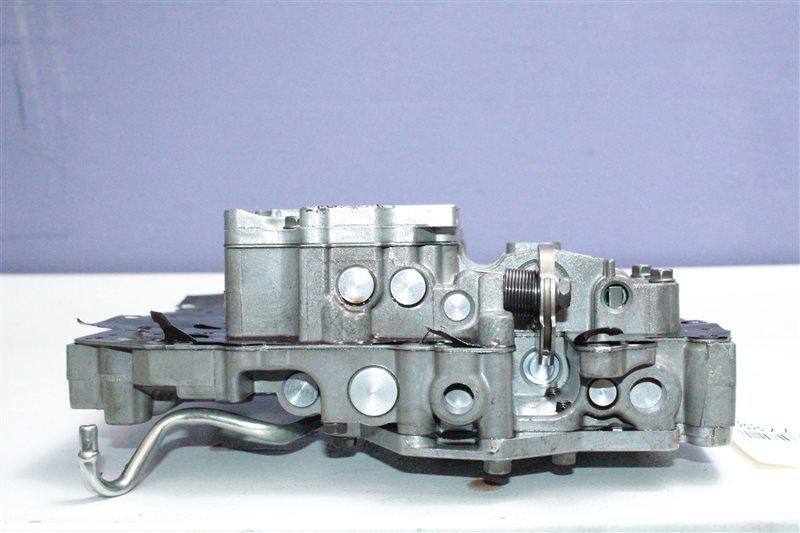 Гидроблок акпп Toyota Corolla Ii EE103 4EFE