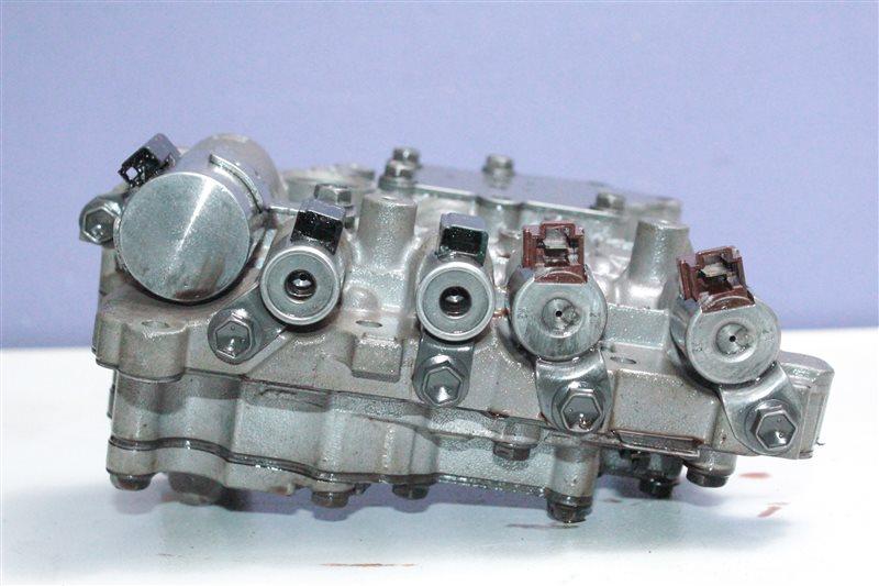 Гидроблок акпп Toyota Vitz SCP13 2SZFE
