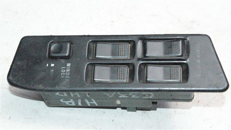 Блок управления стеклоподъемниками Mitsubishi Galant E33A 4G63