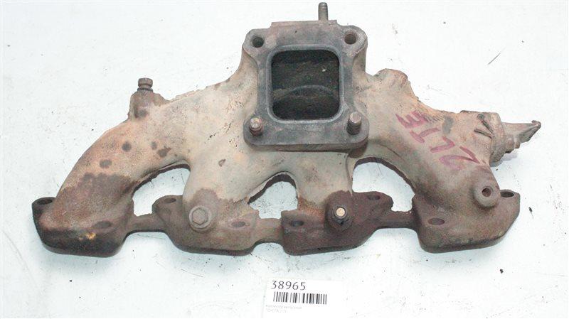 Коллектор выпускной Toyota 2LTE