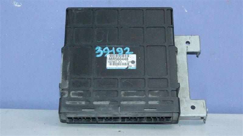 Блок управления efi Mitsubishi Dingo CQ2A 4G15