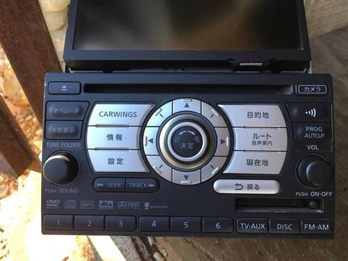 Монитор Nissan X-Trail T31 2008