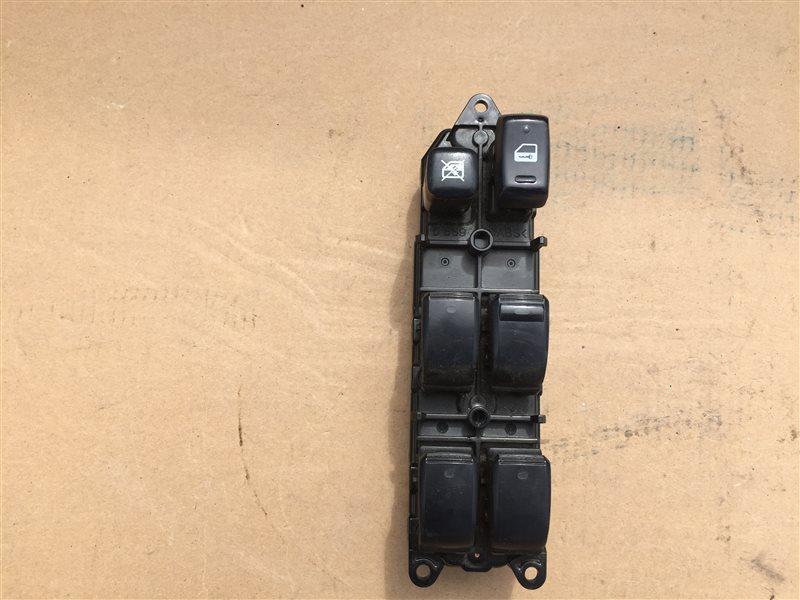 Блок упр. стеклоподьемниками Toyota Brevis JCG11 2JZ-FSE 2004 передний правый