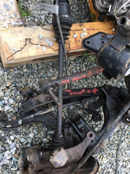 Тяга подвески задней Subaru Forester SH5 EJ205 2008 правая