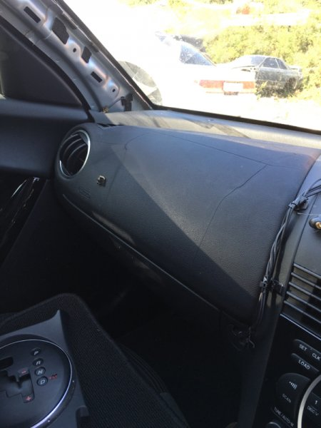Airbag пассажирский Mazda Rx-8 SE3P-137516 13B 11.04.2006
