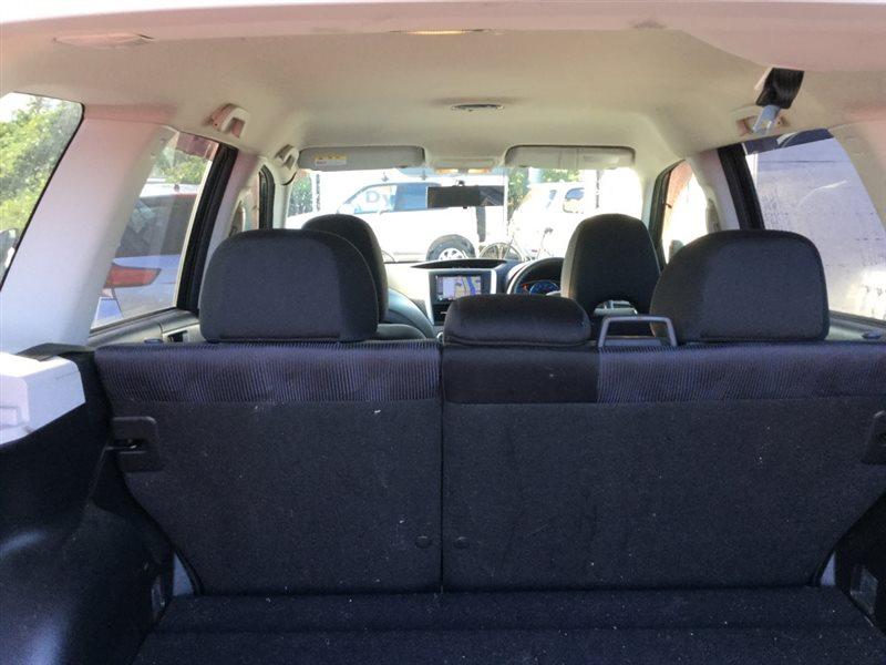 Коврик багажника Subaru Forester SH5 EJ204 2008