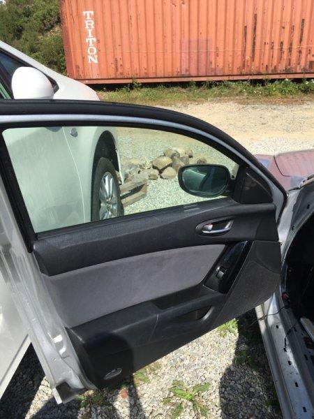 Обшивка дверей Mazda Rx-8 SE3P-137516 13B 11.04.2006 передняя правая
