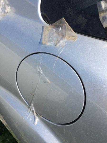 Лючок бензобака Mazda Rx-8 SE3P-137516 13B 11.04.2006