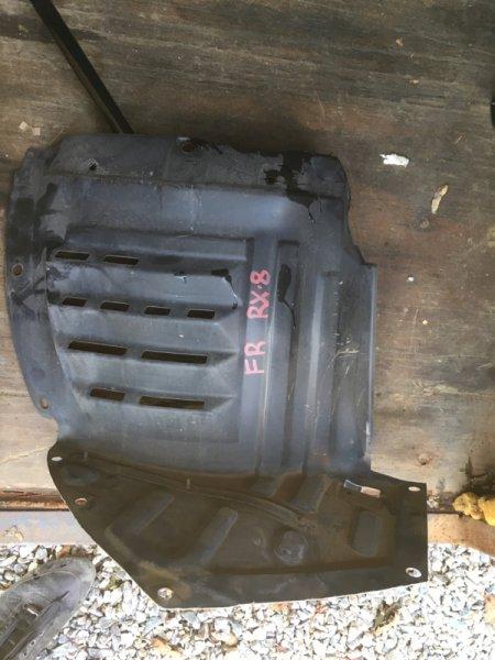 Защита двс Mazda Rx-8 SE3P-137516 13B 11.04.2006 левая