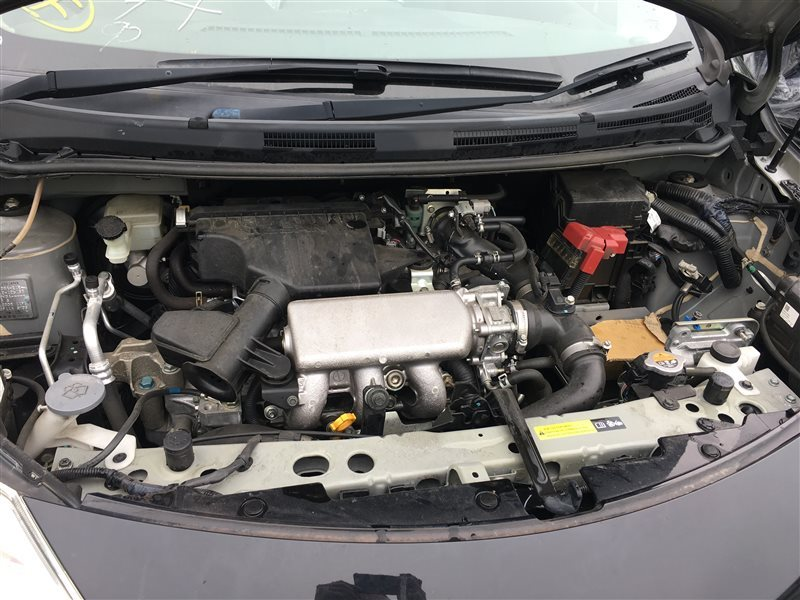 Катушка зажигания Nissan Note E12 HR12DDR 06.2013