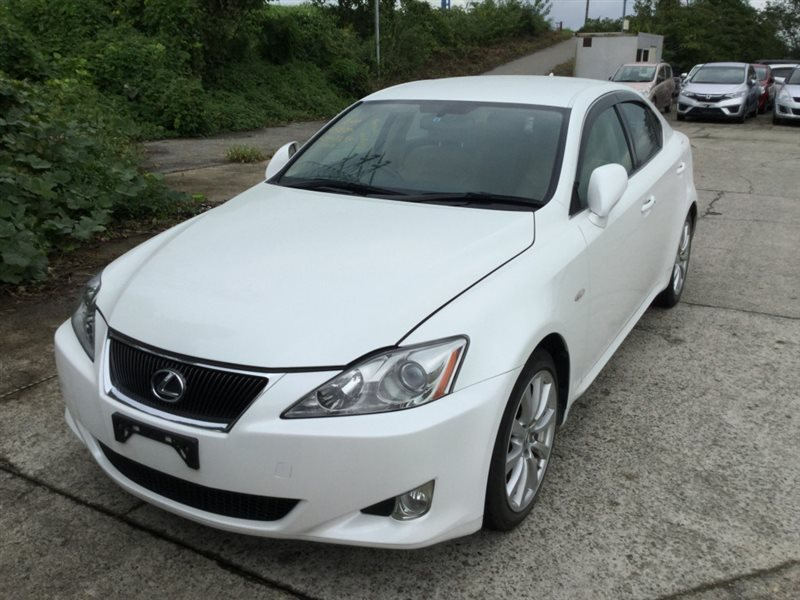 Сидение Lexus Is350 Is250 GSE21 2GR-FSE 2008 заднее