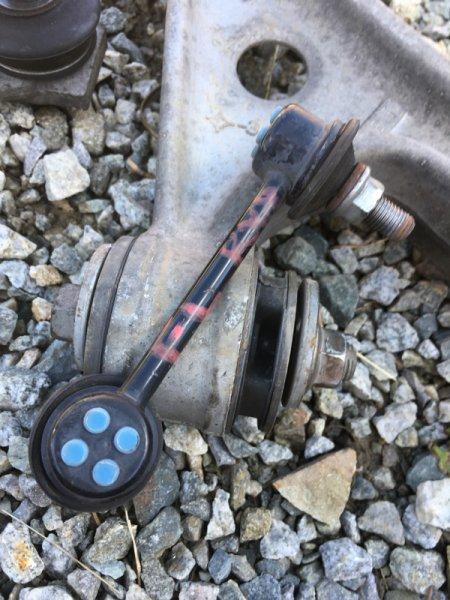 Линк стабилизатора Mazda Rx-8 SE3P-137516 13B 11.04.2006 передний правый