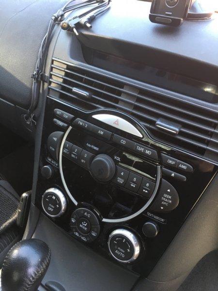 Блок климат-контроля Mazda Rx-8 SE3P-137516 13B 11.04.2006