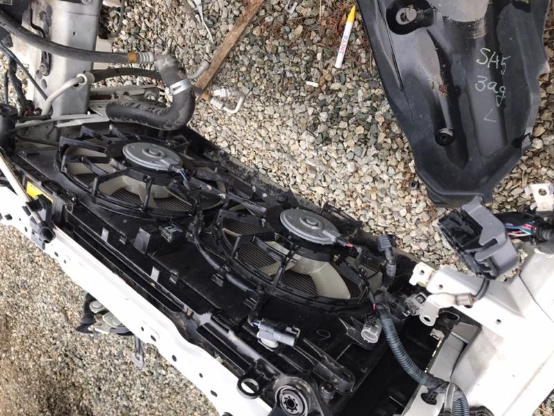 Радиатор основной Toyota Wish ZGE20 2ZR-FAE 2009.04
