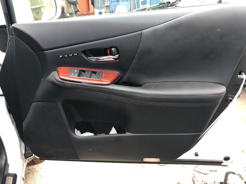 Блок упр. стеклоподьемниками Lexus Hs250H ANF10 2AZFXE 2010 передний правый