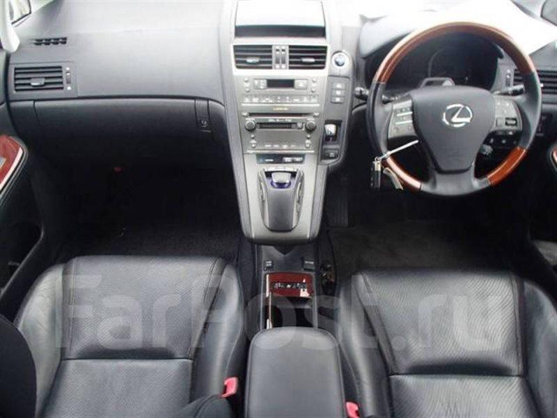 Заглушка полозьев сидения Lexus Hs250H ANF10 2AZFXE 2010