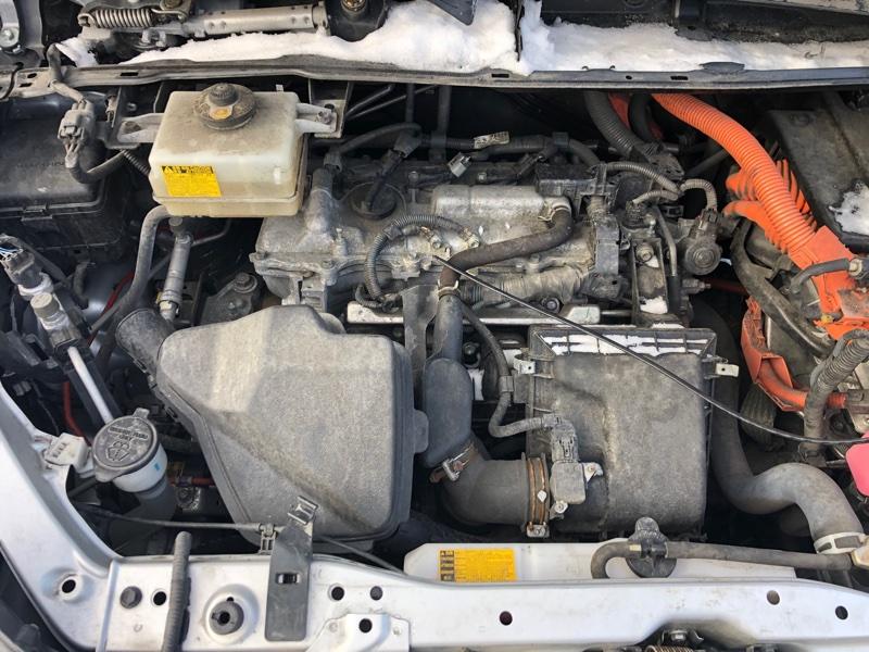 Главный тормозной цилиндр Toyota Noah ZWR80 2ZR-FXE 2014