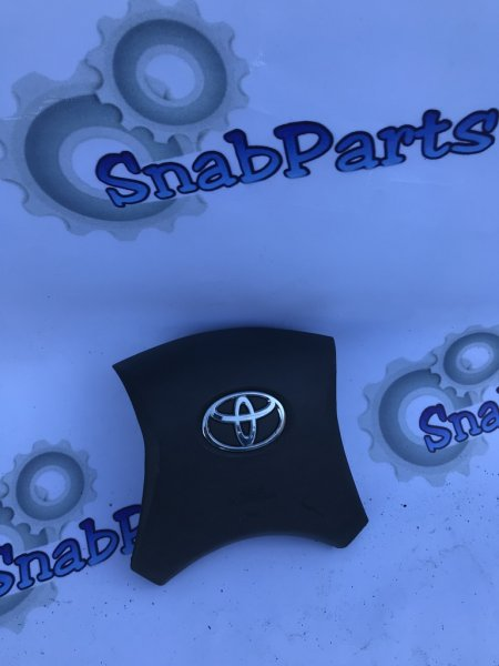 Airbag водительский Toyota Premio ZRT265 2ZR-FAE 2012