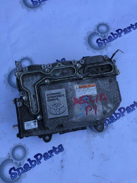 Инвертор Toyota Aqua NHP10 1NZFXE 2012