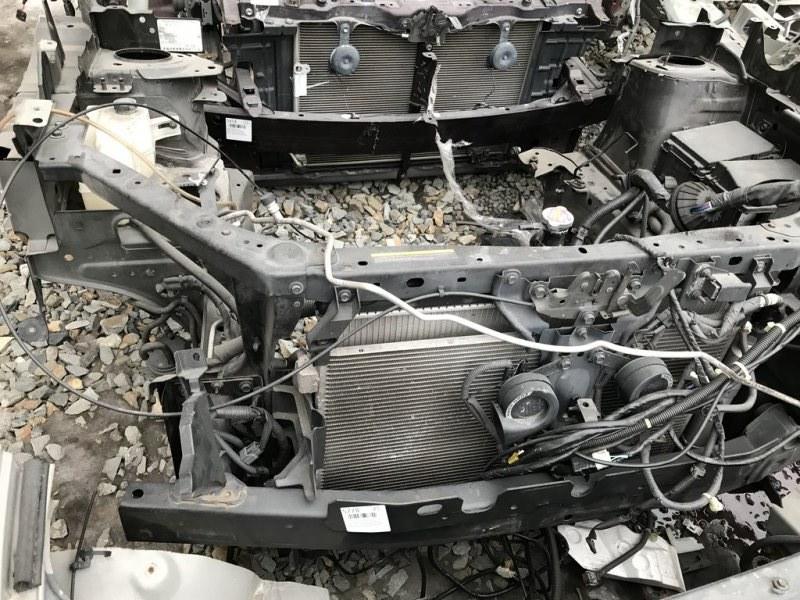 Радиатор кондиционера Nissan X-Trail TNT31 QR25DE 2012