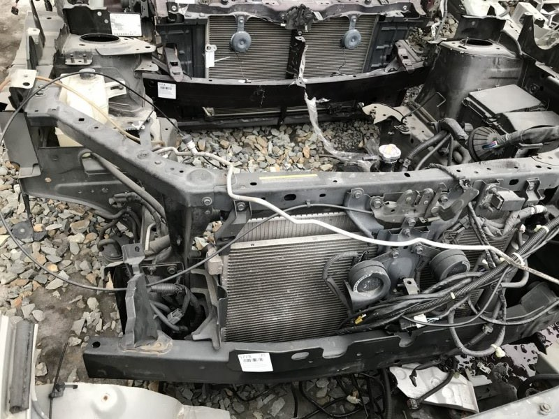 Коса под капот Nissan X-Trail TNT31 QR25DE 2012