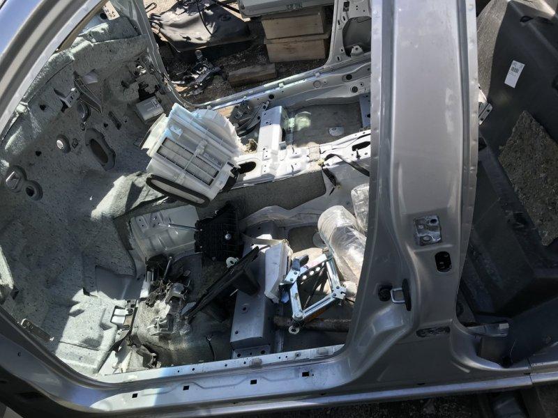 Порог кузова Nissan Fuga PNY50 VQ35HR 2008 левый