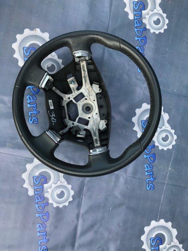 Руль Nissan Fuga PNY50 VQ35HR 2008