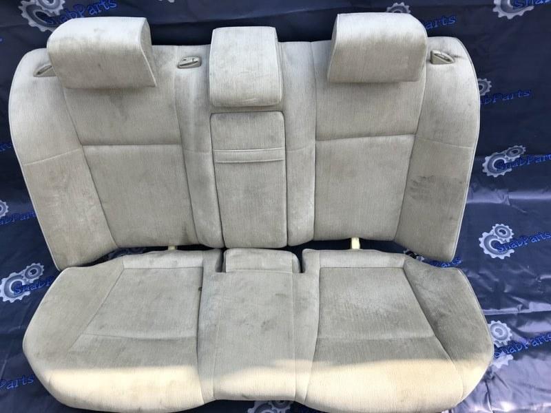 Сидение Nissan Fuga PNY50 VQ35HR 2008 заднее