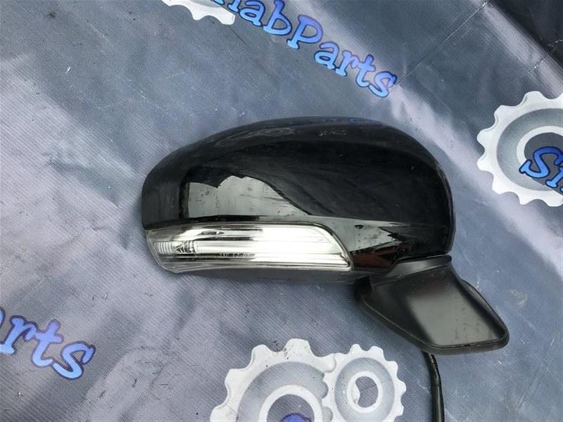 Зеркало Toyota Prius ZVW30 2ZR-FXE 2010 правое