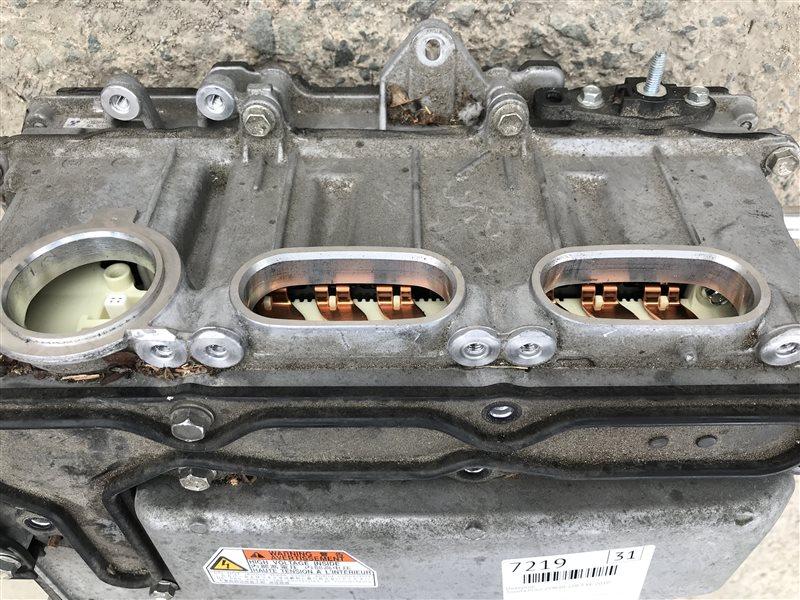 Инвертор Toyota Prius ZVW30 2ZR-FXE 2010