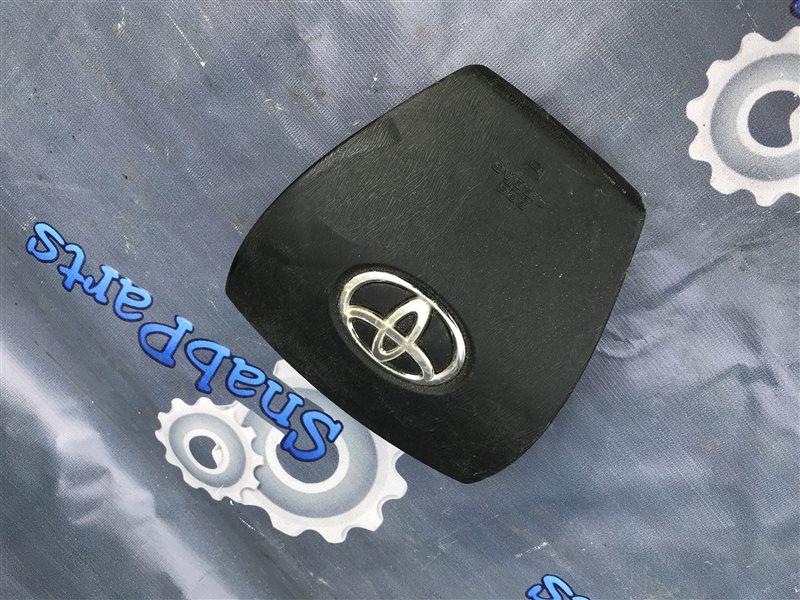 Airbag водительский Toyota Prius ZVW30 2ZR-FXE 2010