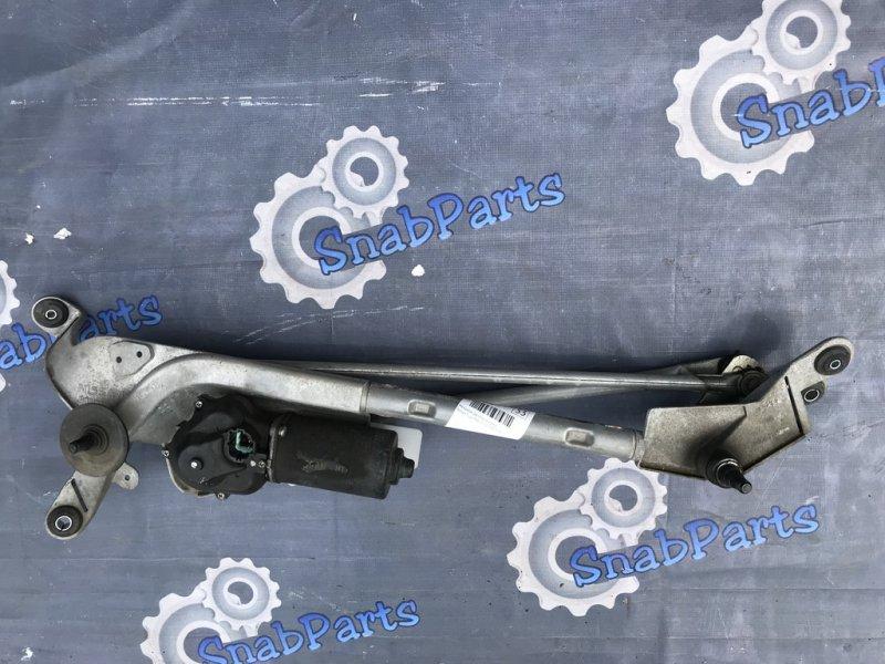 Механизм дворников Nissan Fuga PNY50 VQ35HR 2009 передний