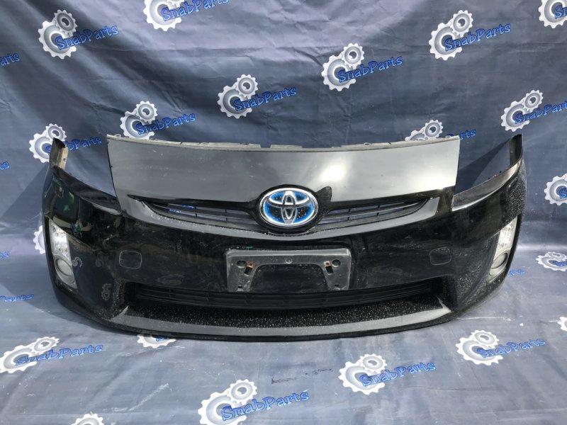 Бампер Toyota Prius ZVW30 2ZR-FXE 2010 передний