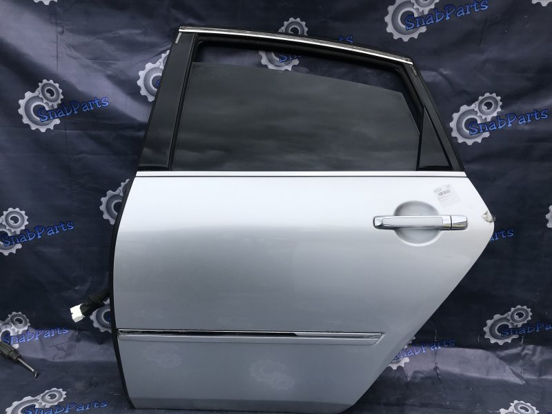 Дверь Nissan Fuga PNY50 VQ35HR 2008 задняя левая
