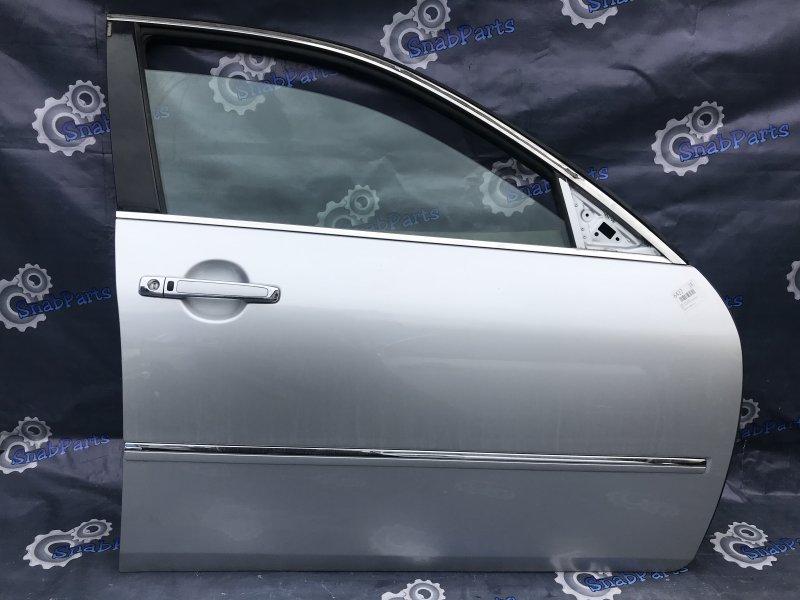 Дверь Nissan Fuga PNY50 VQ35HR 2008 передняя правая