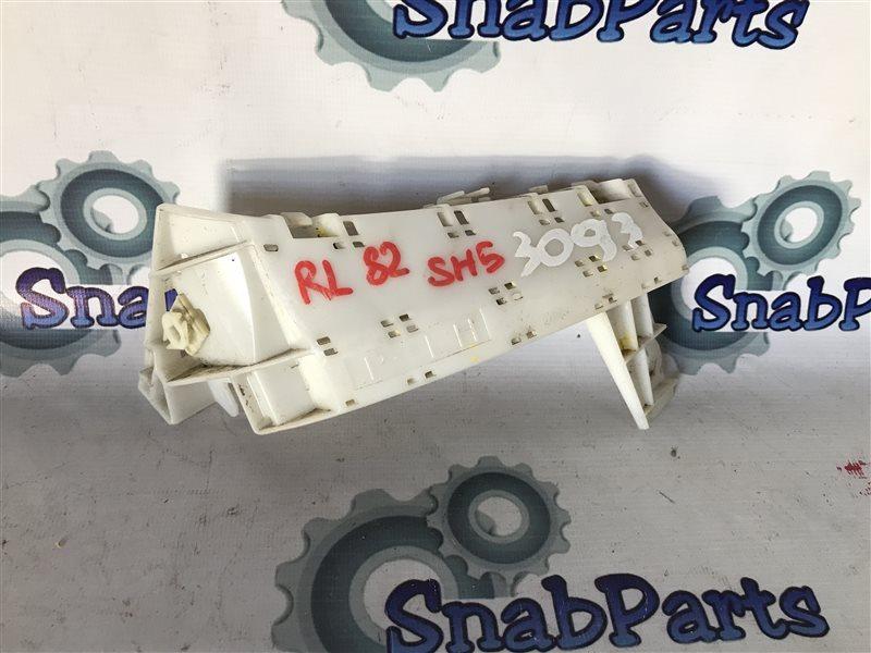 Крепление бампера Subaru Forester SH5 EJ204 2008 заднее правое
